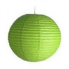 12CM Lantern 2Pack Lime