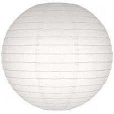 20CM Lantern 2Pack White