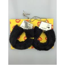 Furry Hand Cuff Gift Box Asst