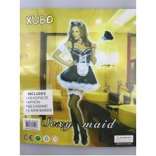 French Maid Dress Up Set Basic
