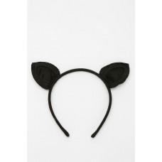 Animal Ear Black Cat