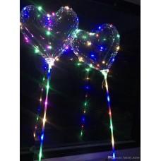 Bobo Balloon Heart shape