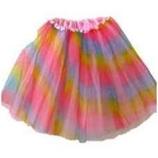 TUTU KIDS 30X22CM Rainbow