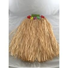 30cm Single Colour Hawaiian Skirt