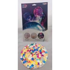 Bobo Balloon star confetti