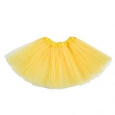 tutu adult 60 x 25cm [Colour: yellow]