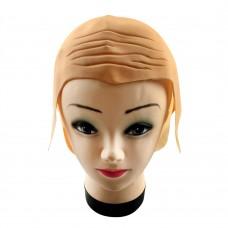 Bald Latex Wig