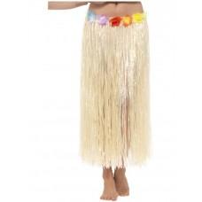 60cm Single Colour Hawaiian Skirt