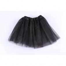 TUTU ADULTS 40X25CM [Colour: Black]