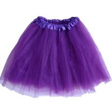 TUTU ADULTS 40X25CM [Colour: purple]