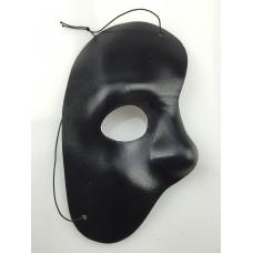 Half Phantom Mask Black