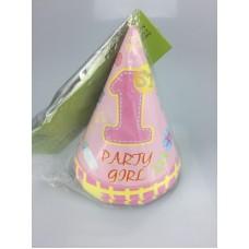 1st B/D Girl cone hats 8pcs