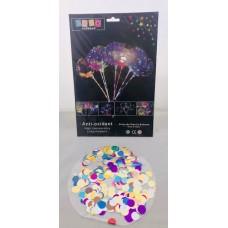 Bobo Balloon colour confetti