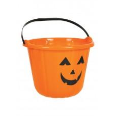 Halloween Bucket 19cmD