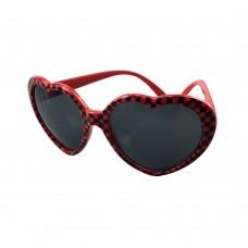 Black heart shape Glasses