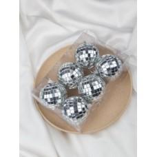 5cm Disco Ball 6Pk