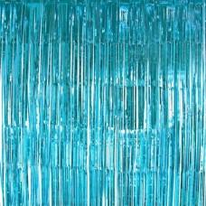 Tinsel Curtain [blue]