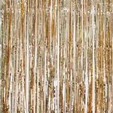 Tinsel Curtain [Colour: gold]