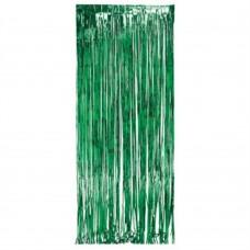 Tinsel Curtain [Colour: Green]