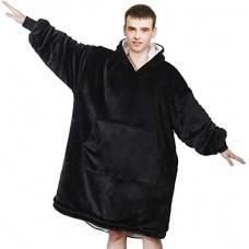 Black Hoodie blanket
