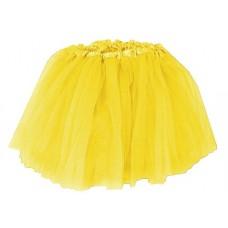 TUTU ADULTS 40X25CM [Colour: Yellow]
